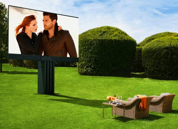 $1.5M Ultimate Outdoor Entertainment System by Neiman Marcus