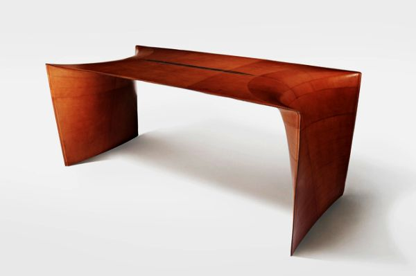 Equus Desk by Alex Hall for David Linley