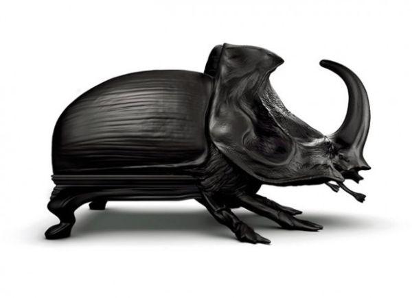 Rhinoceros Beetle chair