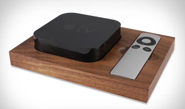 Apple TV Tray by Tinsel & Timber