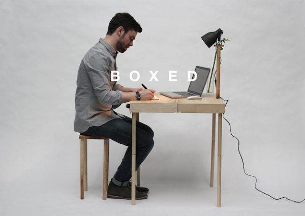 boxed furniture collection