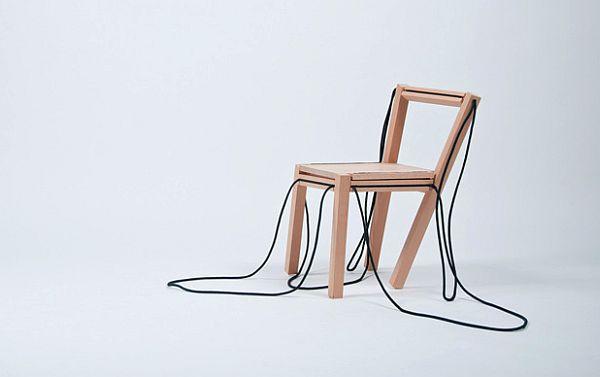 Constructing Memory Chair by Hui Chun Chen