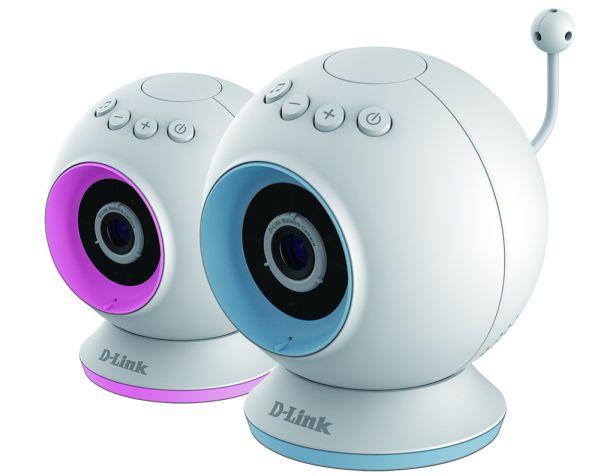 D-Link Baby Camera DCS-825L