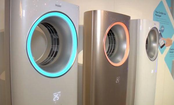 Haier Tianzun air conditioner