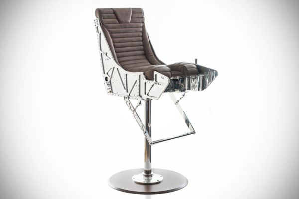 Hangar 54 recycled aviation inspired furniture