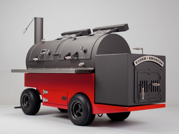 Yoder Smokers Frontiersman BBQ