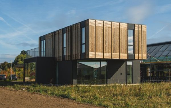 House transforms internally