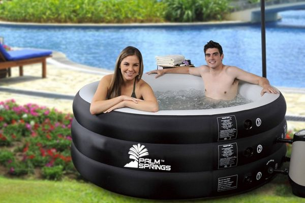 Inflatable-Home-Pro-Classic-Jet-Spa-With-Cover