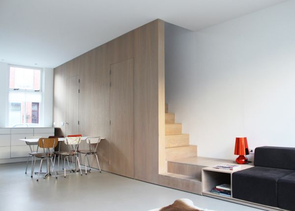 Stairway and Couch fusion by Dutch studio 8A