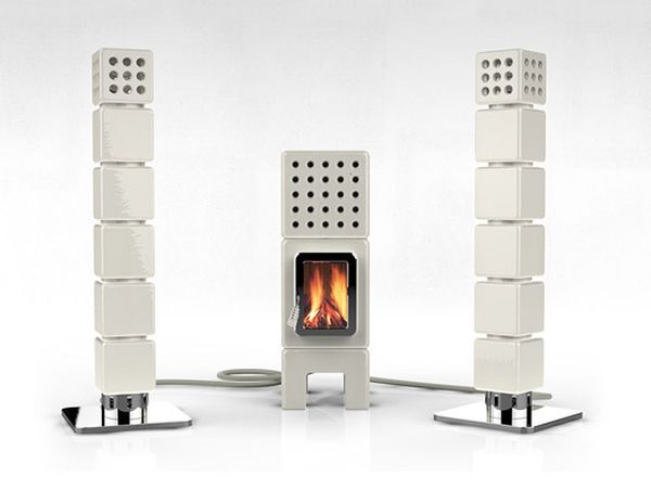 THERMOSTACK HEATING SYSTEM BY ADRIANO DESIGN
