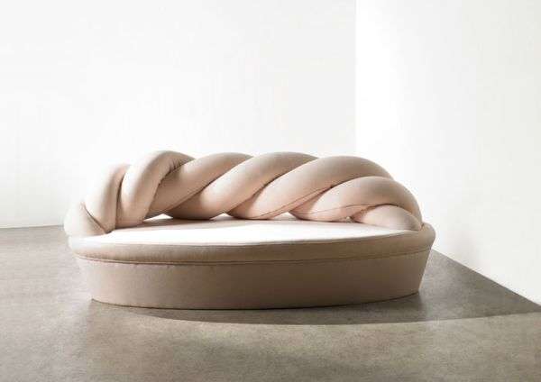 mashmallow sofa by KAMKAM