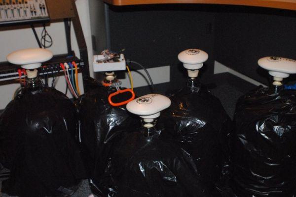 Home brew monitor