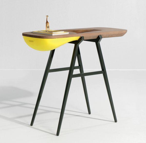 Balka Console Table by Gregoire de Lafforest