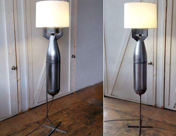 Megaton Floor Lamp by Stockpile Designs