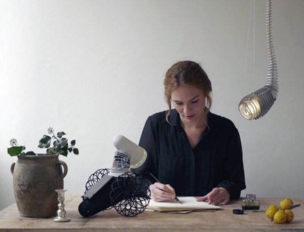Interactive lamps