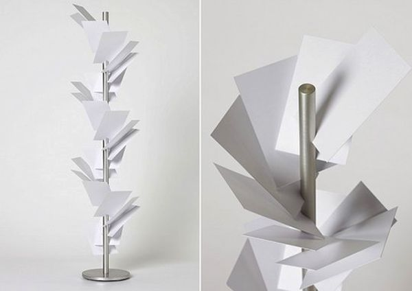 Tronc Business Card Stand by Chiaki Murata