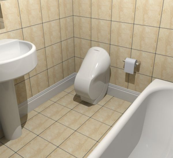 iota folding toilet