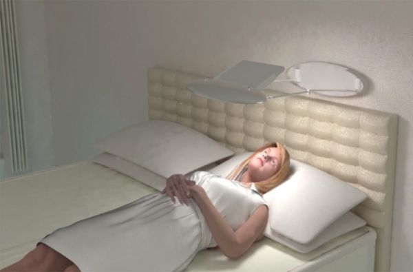 Balluga Smart bed