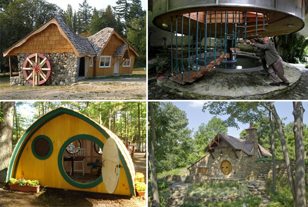 Seven Most Breathtaking Hobbit Homes From Around The World Homecrux