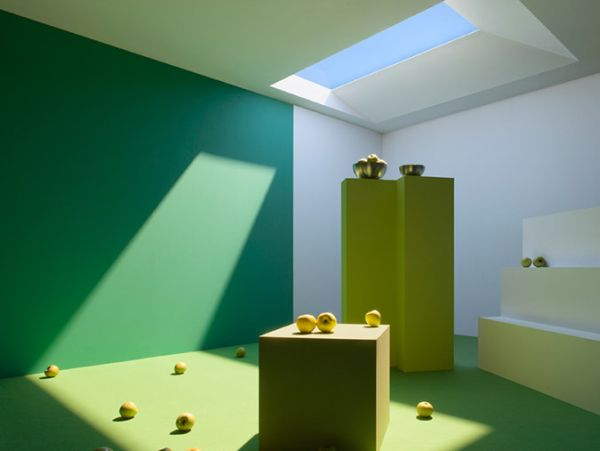 Coelux Light Diffusing Technology Fills Dull Windowless Rooms With Bright Sunlight Homecrux
