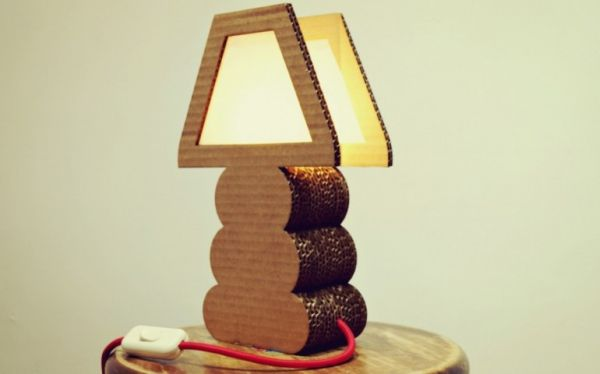 Cover Lamp by Green Spirit Creations