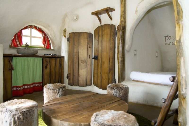 Hobbit Houses from Around the World