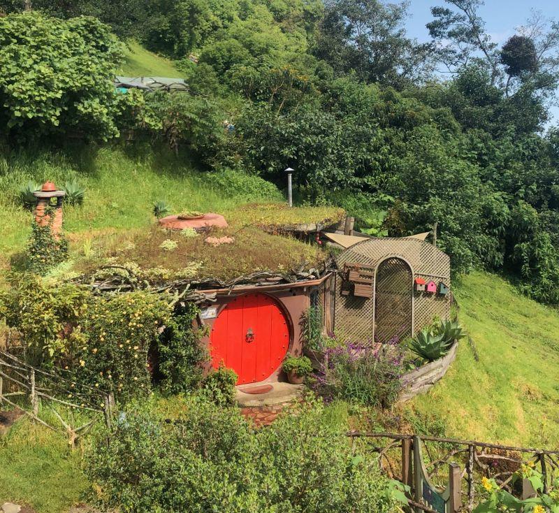 Hobbit Houses from Around the World