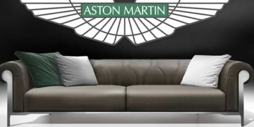 Interiors by Aston Martin furniture collection