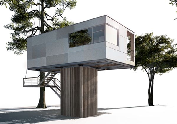 Urban Treehouse for rent in Germany-3