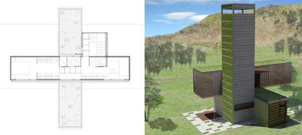 GAIA 7 Eco-House