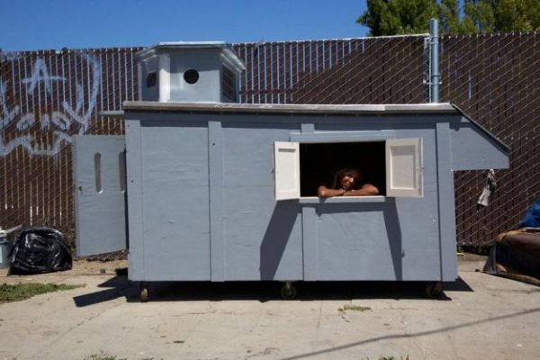 Tiny Mobile Houses