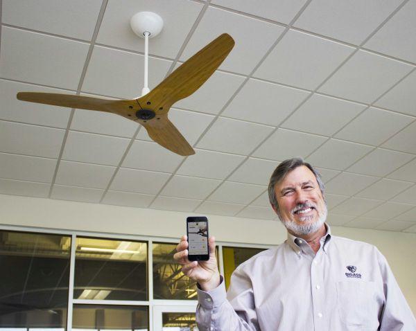Haiku Smart Fan with SenseMe Technology