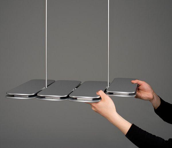 P Lamp by Ivan Zhang