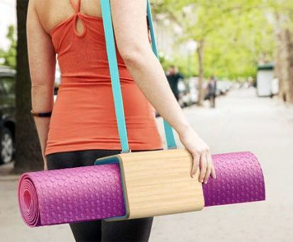 Poise comfortable yoga mat