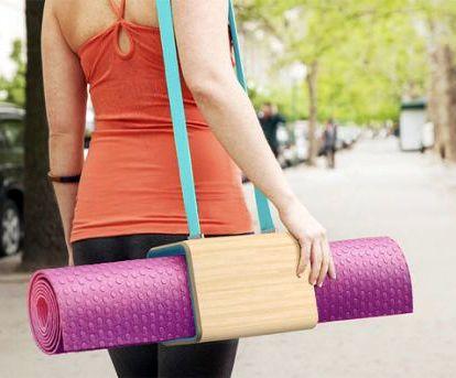 Poise comfortable yoga mat