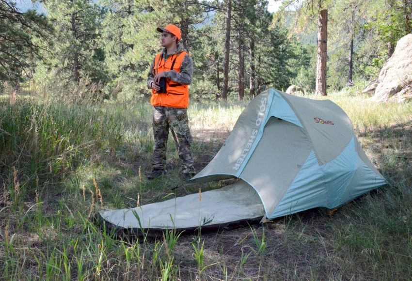 Solo Shelter Outdoor Tent