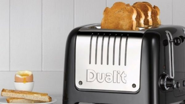 Dualit Toaster With Built-in Sensors