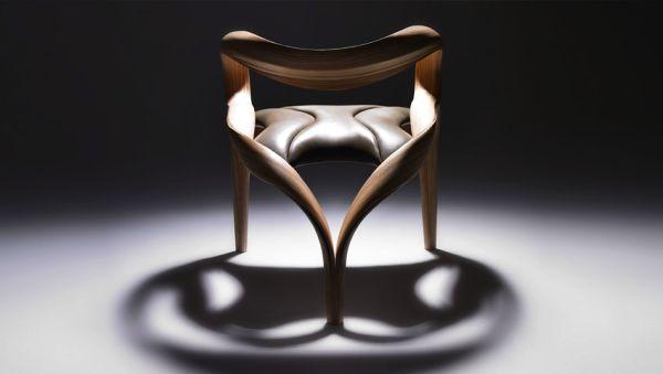 Enignum V Chair by Joseph Walsh Studio