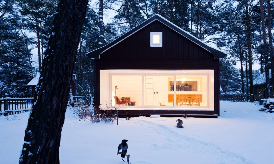 Forest House by Atelier ST architects