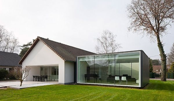 Framework House by Cocoon Architecten
