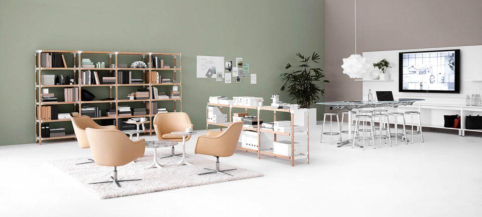 Living Office by Herman Miller