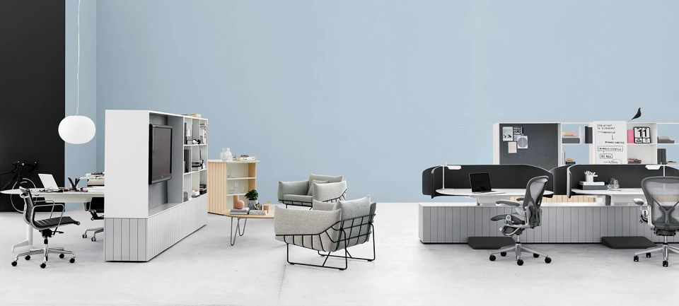 Living Office by Herman Miller