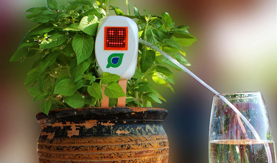 Smart Plant by AVI Labs