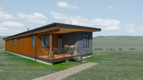 Solar-powered Homes by Make It Right