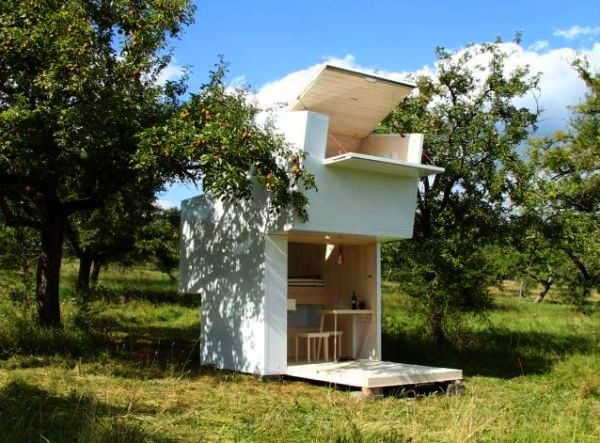 Spirit Shelter by Allergutendinge