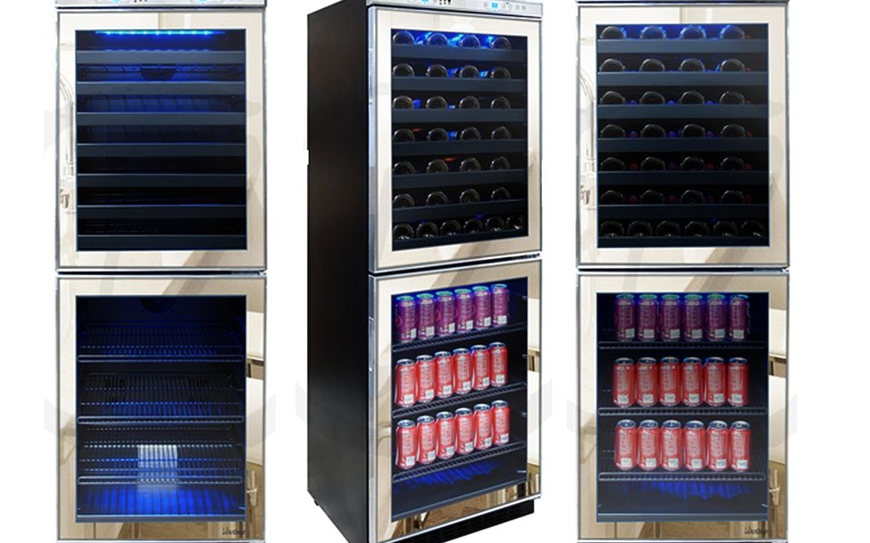 Vinotemp Wine and Beverage Cooler