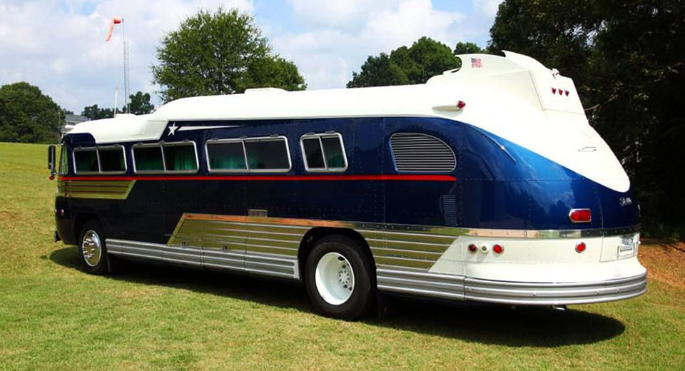 1957 Flxible Starliner Luxury Motorhome
