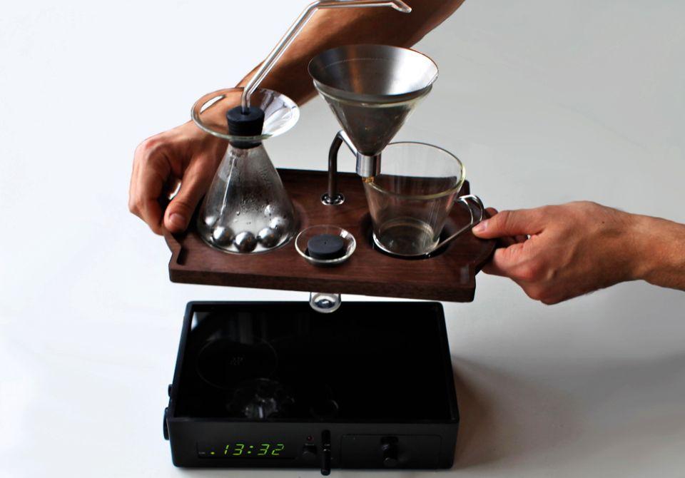 Barisieur Alarm Clock