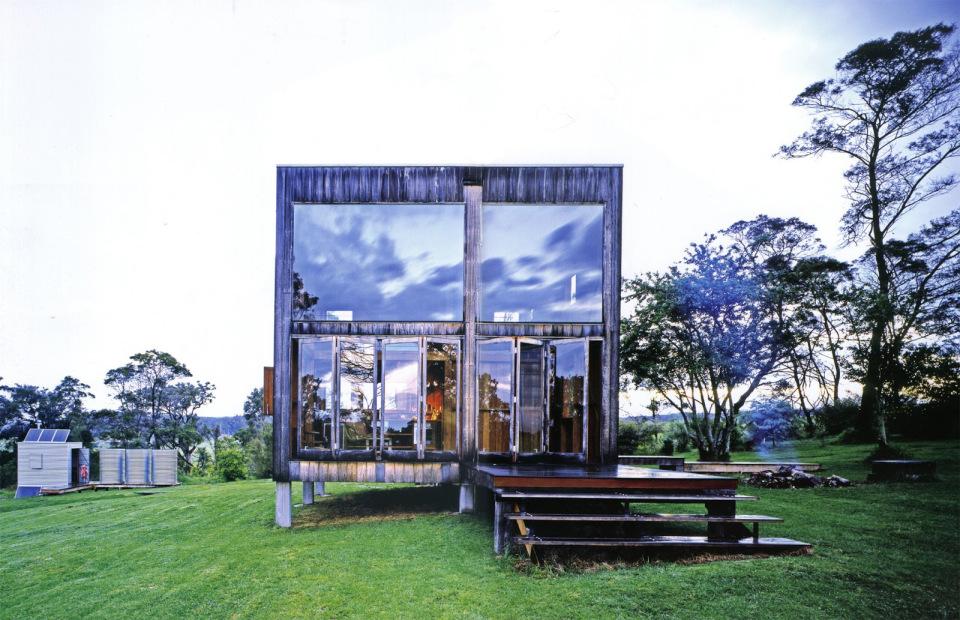 Box House by Nicholas Murcutt Architects