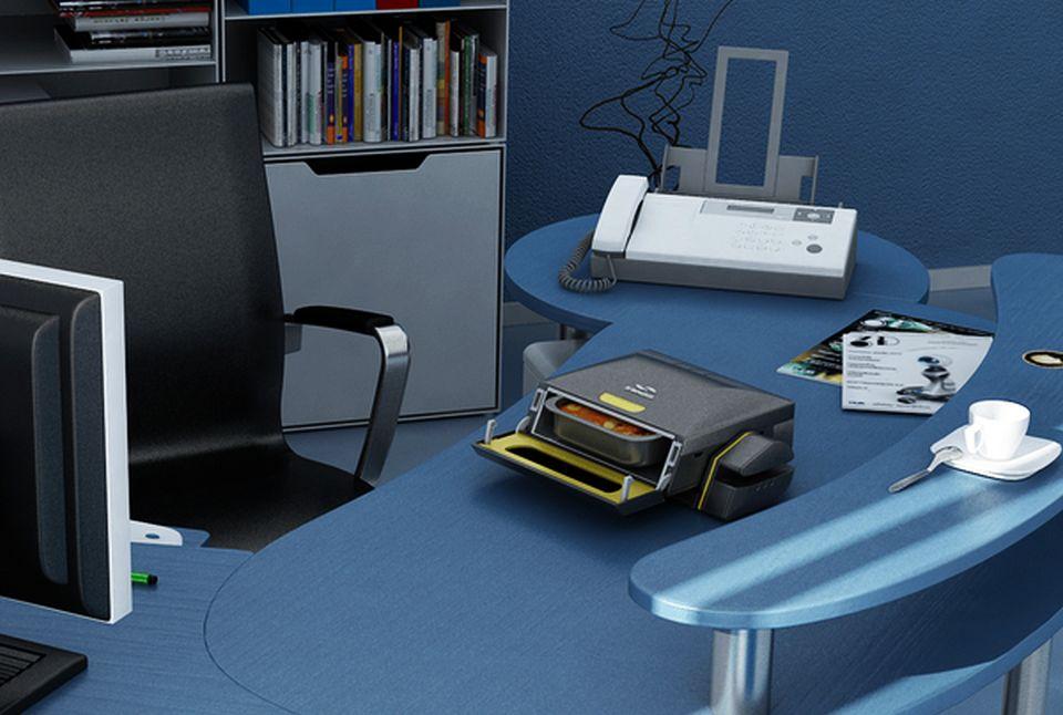 BrainWave Desktop Microwave by Steve Gates